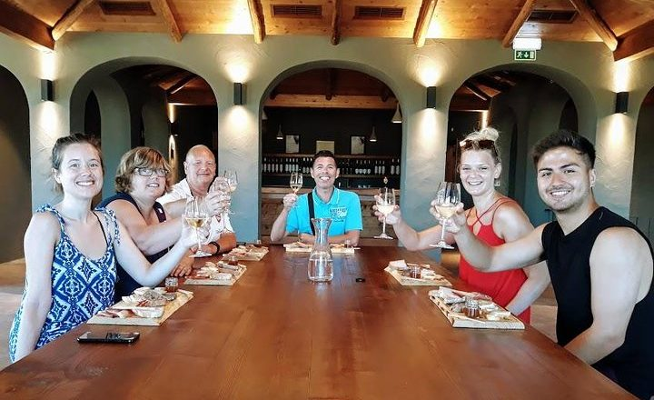 Private Wine Tasting Tour
